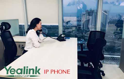 Điện thoại VoIP Yealink