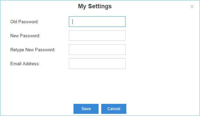 Thay đổi mật khẩu của tài khoản để đảm bảo bảo mật