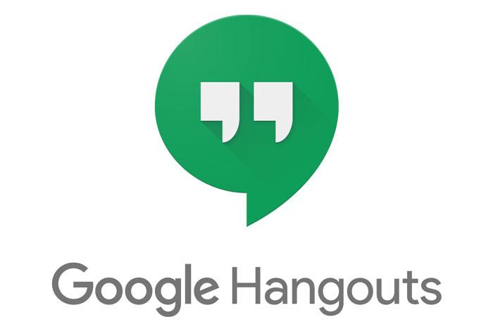 Phần mềm hội nghị truyền hình Google Hangouts