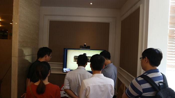 Giải pháp dành cho hội nghị truyền hình Zoom Rooms