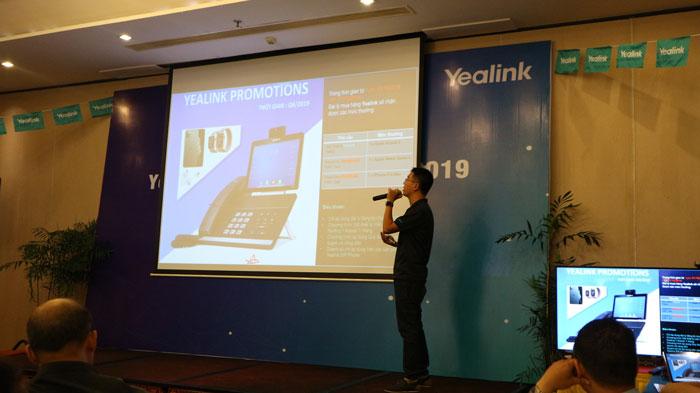 Chính sách hấp dẫn cho các đại lý từ Yealink Vietnam