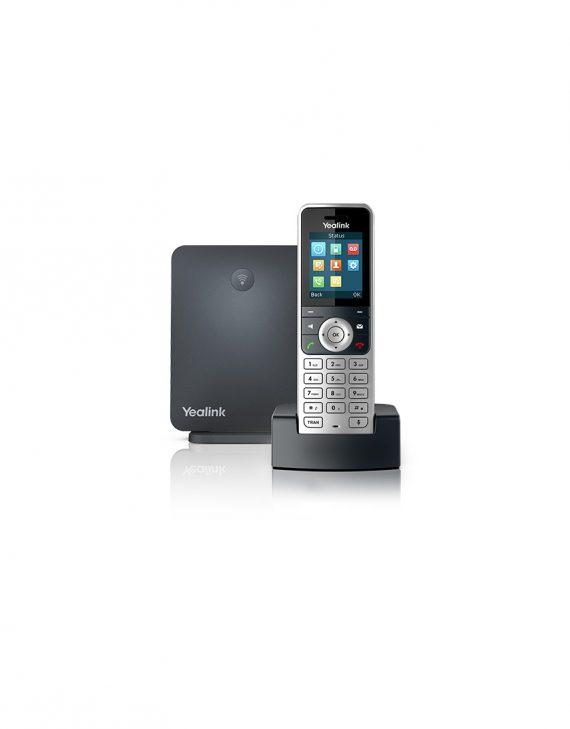 Điện thoại tay cầm mẹ bồng con Yealink W53P