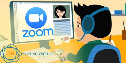 phần mềm zoom nâng cao hiệu quả học trực tuyến