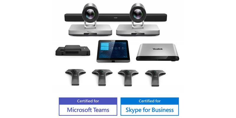 Thiết bị hội nghị Yealink MVC900 Microsoft team