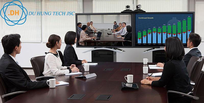 Hội nghị truyền hình và những lợi ích mang lại cho doanh nghiệp