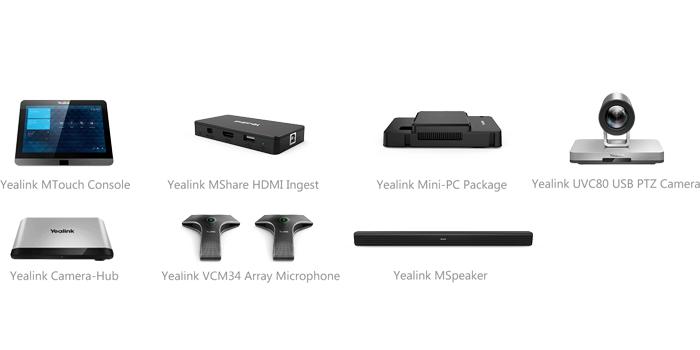 Thiết bị hội nghị truyền hình trực tuyến Yealink MVC900