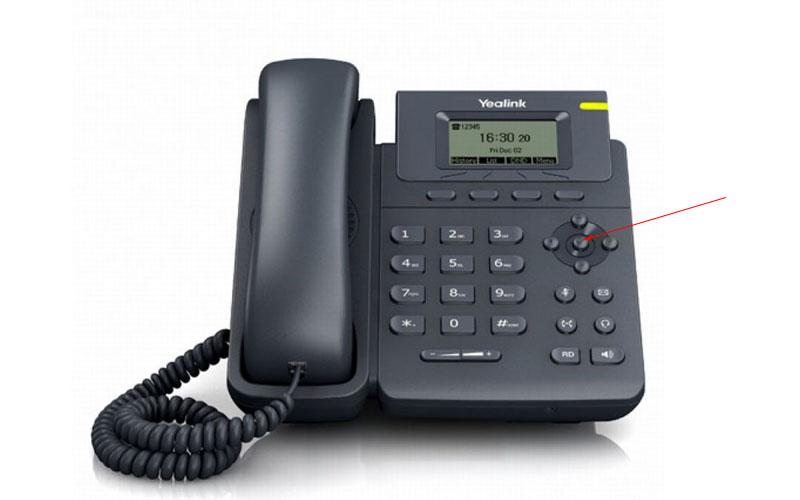 Hướng dẫn cấu hình điện thoại IP Yealink T19e2
