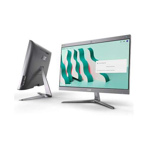 Màn hình Acer Chromebase cho Google meet
