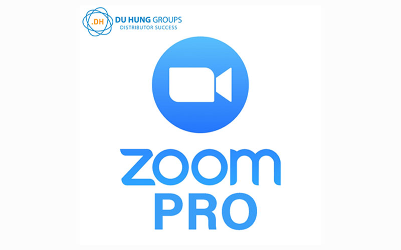 Bảng giá bản quyền zoom pro chính hãng có VAT